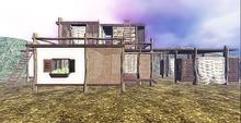 *Shabby* The Seafarer Beach House