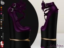 PROMO Bens Boutique - Lydia Platform (SlinkHigh) - Allcolors