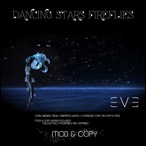 Dancing Stars Fireflies Lights MOD & COPY