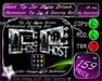 Host Tip jar 3D* Animation Dancing Girl Color Hud Backround *