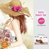 Astralia - Boho Beach Hat