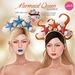 Astralia - Mermaid Queen headpiece