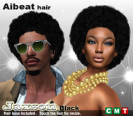 Aibeat *Jaxson* black