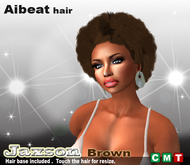 Aibeat *Jaxson* brown