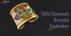 MdiModa - [Gift] September 2015 Diamonds Bracelet