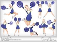 *EverGlow* - Cheerleader #1