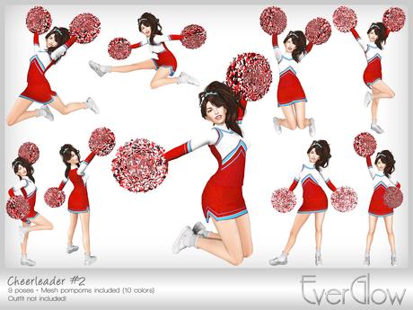 *EverGlow* - Cheerleader #2