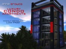 AnnaErotica - Luxury Condominium Apartments