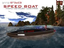 Anna Erotica - Speed Boat