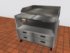Line grill Line grill, Professional (full Perm)