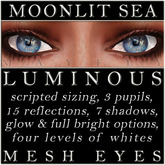 Mayfly - Luminous - Mesh Eyes (Moonlit Sea)