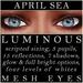 Mayfly   luminous   mesh eyes %28april sea%29