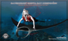 3D Manta Ray Companion (3 LI)  *WEAR & SWIM or REZ & USE GUEST RIDE FEATURE*