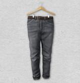 BlankLine Roll-up Pants (LightDenim)