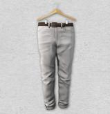 BlankLine Roll-up Pants (Wihte)