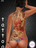 tattoo asie