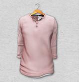 BlankLine HenleyNeckline [Pink] v1.1
