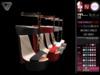 SALE - ILLI - [SLink,MeshProject,Belleza,Maitreya,N-Core] Gisele Heels (HUD Driven)
