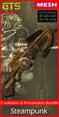 [GTS] Steampunk CrossBow