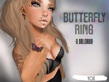 Yoü - Butterfly Ring