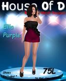 *HoD* Ella Black/Purple