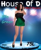 *HoD* Ella Black/Green
