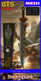 [GTS] Steampunk Sword