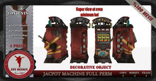 Jackpot Slot Machine Full Permission (Gift)