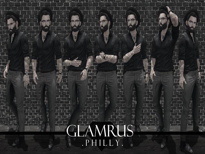 .GlamRus. My Oh My
