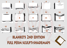 Blankets 2nd edition FULL PERM SCULPT+SHADEMAPS mattres