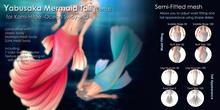 <Yabusaka> Mermaid Tail (Betta)
