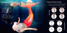 <Yabusaka> Mermaid Tail (GoldFish)