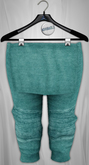 Admirable. Layered Joggers. Spring (Teal)