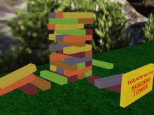 Gor-Builders Tower (Jenga)