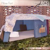 Jian :: Pillow Fort