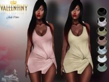 Vallentiny Design - Jade Dress Colors