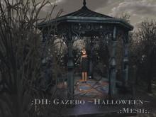 :DH: Gazebo ~Halloween~