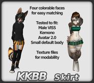KKBB Mesh Skirt