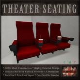 CINEMA / MOVIE THEATER SEATING