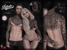 .Inhale. Biogenic Tattoo