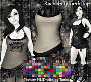 [Syn] Rockabilly Tank Top FREE TRIAL
