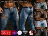 LARRY JEANS - Jeans 013 - SPECIAL 6 COLOR PACK