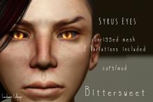 Syrus Eyes - Bittersweet
