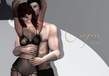 C O R P U S . Vice - Couple Pose