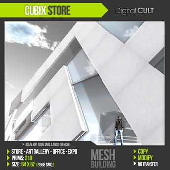 *** DCL CUBIX Store
