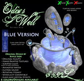 -Odin's Well- (BLUE) by Khyle Sion at ~Refined Wild~
