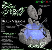 -Odin's Well- (BLACK) by Khyle Sion at ~Refined Wild~