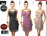 M&M-HELLA DRESS MESH AND FITTED HUD