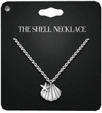 Amala - The Shell Necklace - Silver