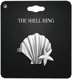 Amala - The Shell Ring - Silver